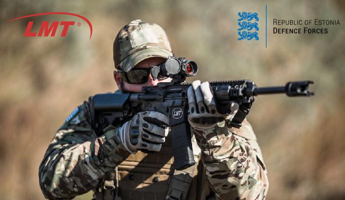 LMT Defense подтвердили поставки вооружения Армии Эстонии