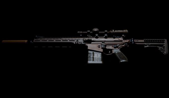 самозарядная винтовка армии США