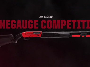 Ружьё Savage Renegauge Competition