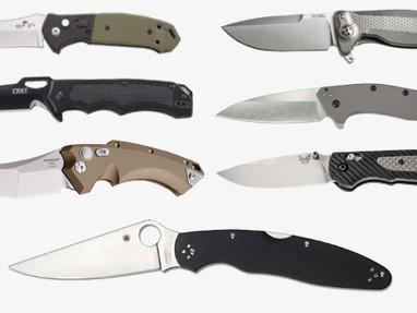 Восемь новых и надежных повседневных EDC ножей