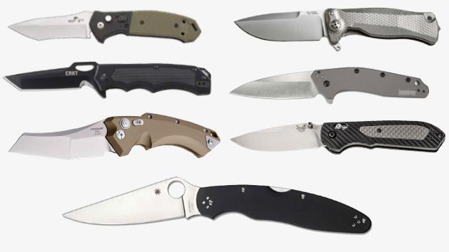 EDC ножи на Blade Show 2017