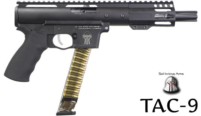 Пистолетный карабин Sol TAC-9
