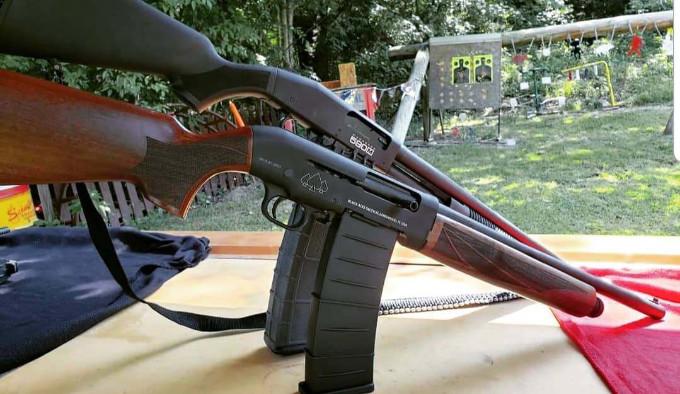 Ружья Black Aces Tactical PRO Series M