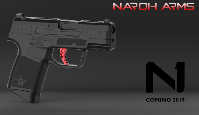 Пистолет Naroh Arms N1