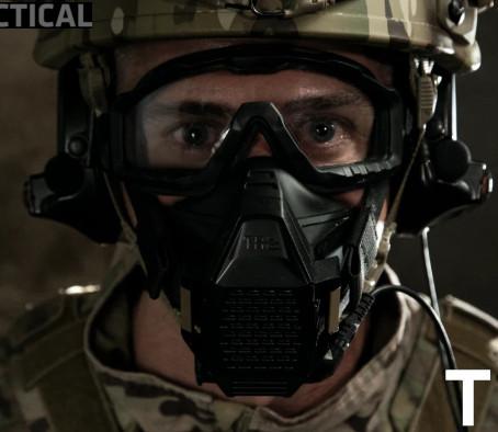 Тактический респиратор O2 Industries TR2