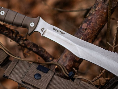 Нож Wildsteer Jungle
