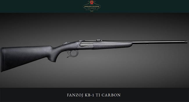 Люксовая винтовка Fanzoj KB-1 TI Carbon