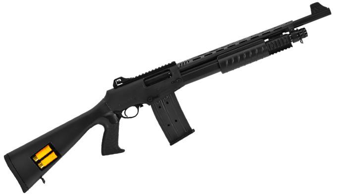 полуавтоматическое самозарядное ружьё