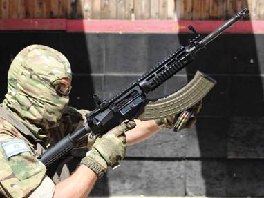 Новые штурмовые винтовки EMTAN