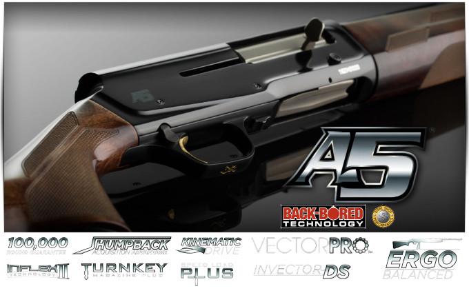 особенности Browning A5