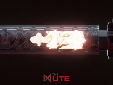 Оружейный глушитель The Mute