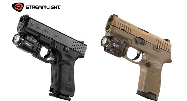 Оружейные фонари Streamlight TLR-7 и TLR-8