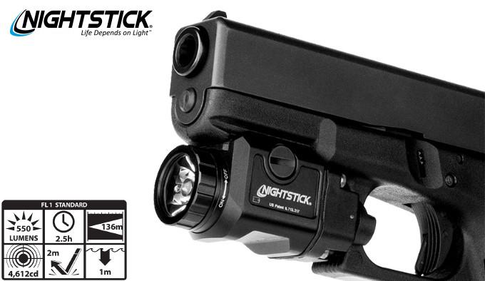Оружейный фонарь Nightstick TCM-550XL