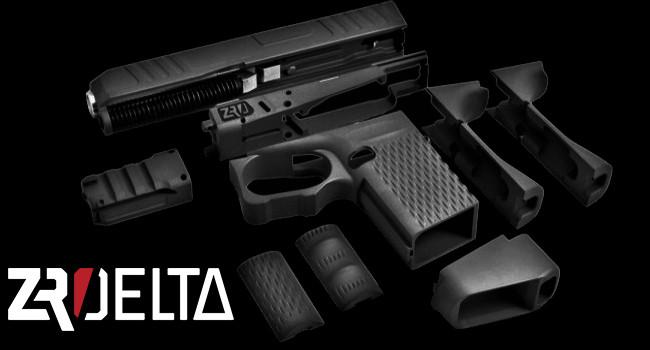 модульный пистолет ZRODELTA Genesis Z9