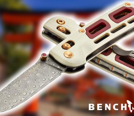Нож Benchmade 486-201 Saibu