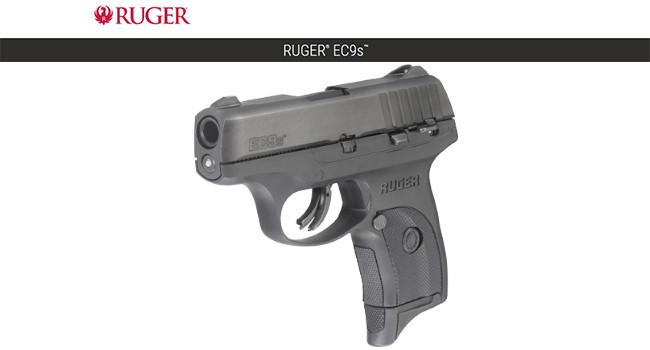 пистолет Ruger EC9s