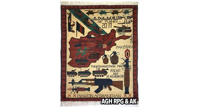Ковер Combat FlipFlops AGH RPG & AK