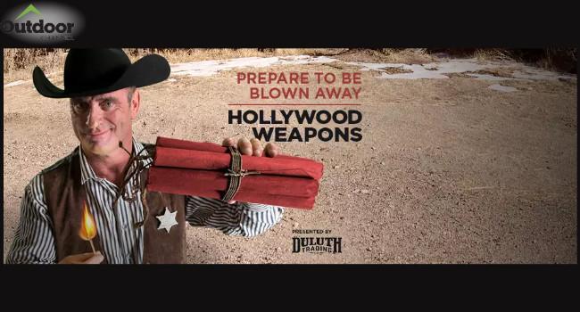 Второй сезон оружейного сериала Hollywood Weapons