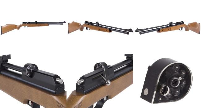 Пневматическая винтовка Seneca Dragonfly