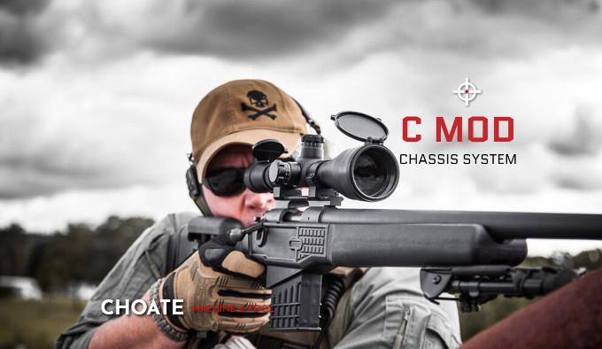 Ложа-шасси Choate Machine Tool CMOD