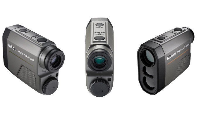 Дальномеры Nikon PROSTAFF 1000 и 1000i