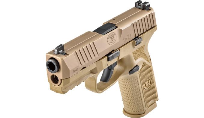 Пистолет FN 509 FDE