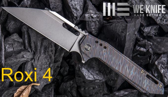 складной нож Roxy 4