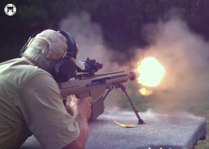 Остановит ли броня III+ класса пулю калибра 50 BMG