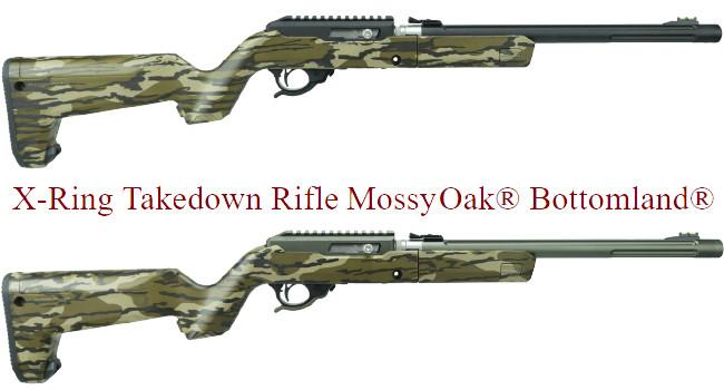 винтовка Tactical Solutions X-Ring Mossy Oak