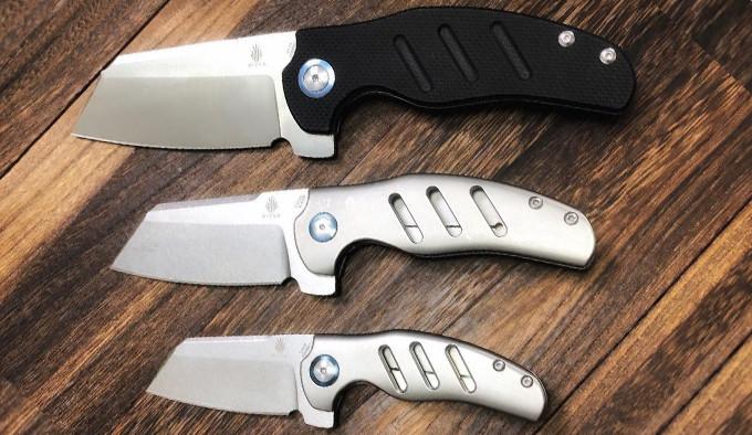 Нож Kizer Cutlery Sheepdog XL C01C