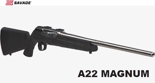 Винтовка Savage A22 FSS