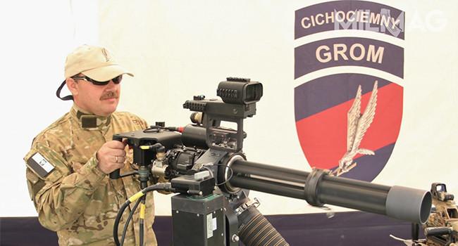 JW GROM M134 Milmag