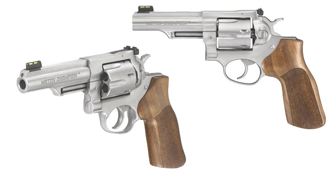 Ruger GP100 Match Champion 10mm Auto