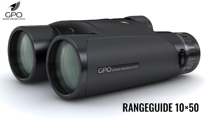 Бинокль дальномер GPO 10x50 RangeGuide