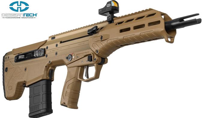 Обновление винтовки Desert Tech MDR