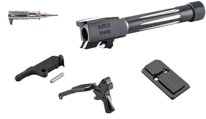Apex Tactical FN 509 Midsize MRD