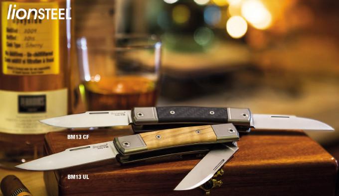 Нож lionSTEEL bestMAN BM13
