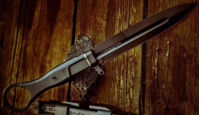 нож Extrema Ratio Misericordia