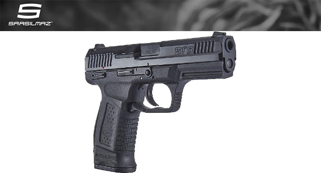 Пистолет Sarsilmaz ST9