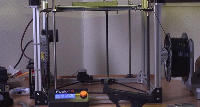 3D принтер для оружия