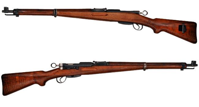 винтовка Swiss Karabiner Modell 1931 Schmidt & Rubin