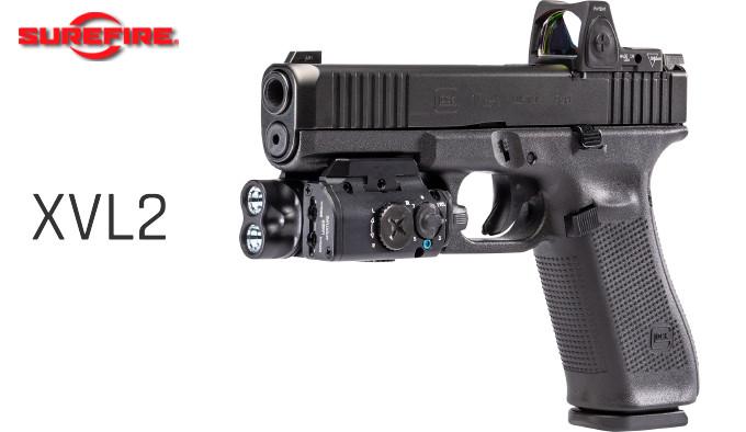 Комбинированный оружейный фонарь SureFire XVL2