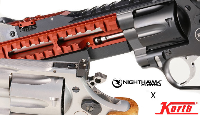 высококлассные кастом револьверы