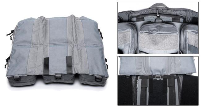 съемная основания панель для внутренних сумок