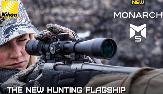 Прицелы Nikon MONARCH M5