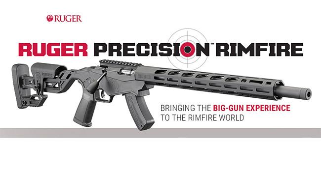 Винтовка  Ruger Precision Rimfire