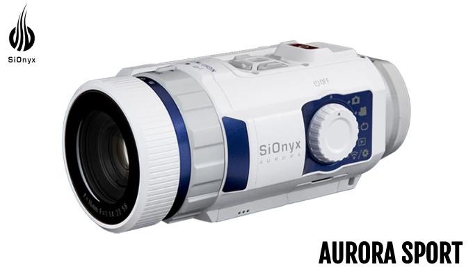 Цифровой монокуляр SiOnyx Aurora Sport