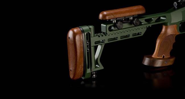 приклад винтовки MPR Vanquish