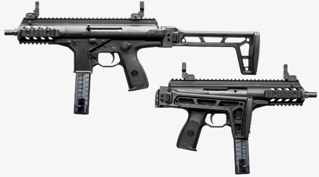 пистолет-пулемет Beretta PMX