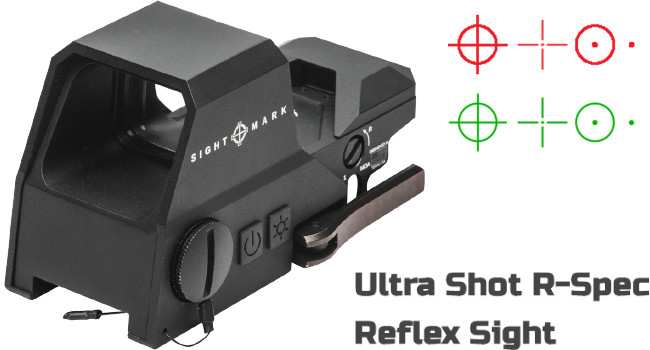 Прицел Sightmark Ultra Shot R-Spec